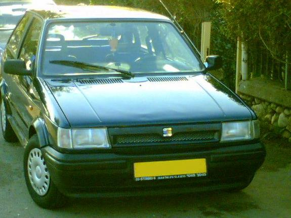 shod322 1993 seat ibiza specs photos modification info at cardomain. Black Bedroom Furniture Sets. Home Design Ideas