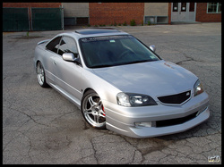 RonJonWheelss 2001 Acura CL