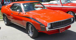 AstinVanguish 1972 AMC Javelin