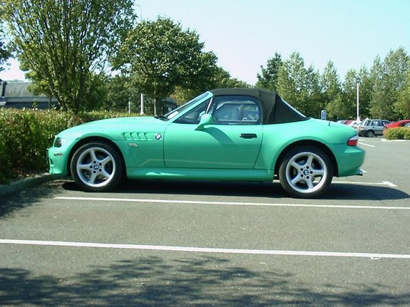 Another AstinVanguish 2000 BMW Z3 post... - 7529019