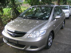 kaboodels 2006 Honda City
