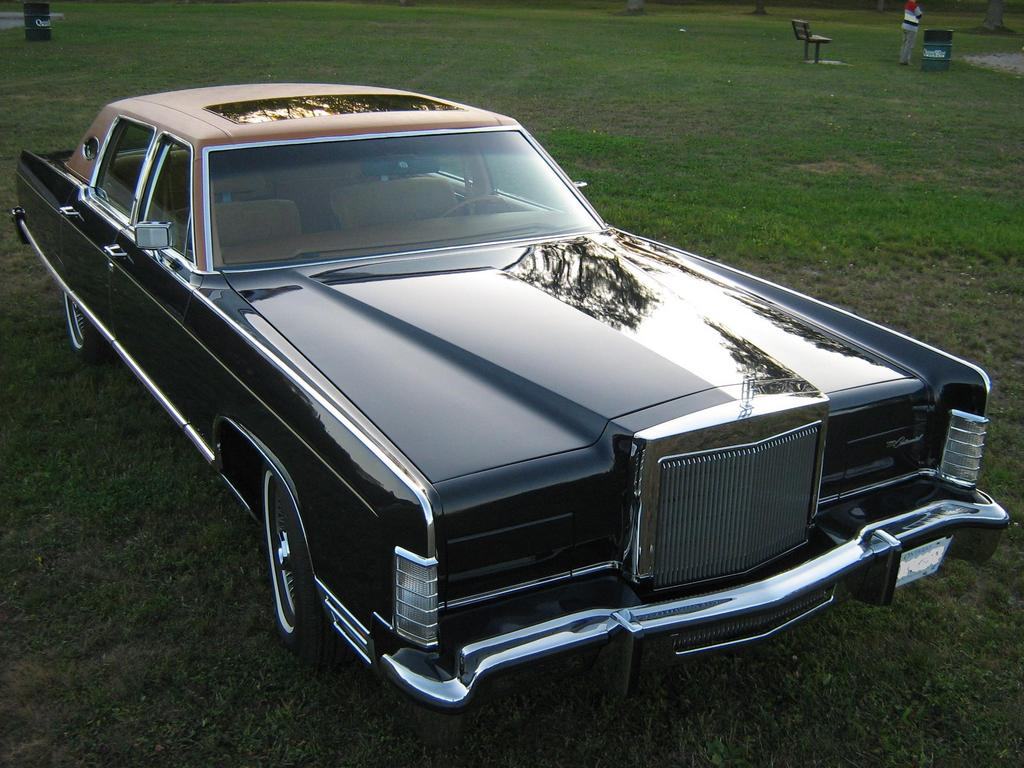 Navguy12 1977 Lincoln Continental Specs Photos