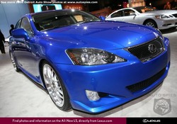alexcorolla 2006 Lexus IS