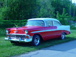 Swongers 1956 Chevrolet Bel Air