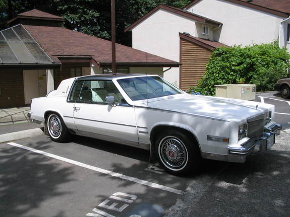 gunitron 1983 cadillac eldorado specs photos modification info at cardomain cardomain
