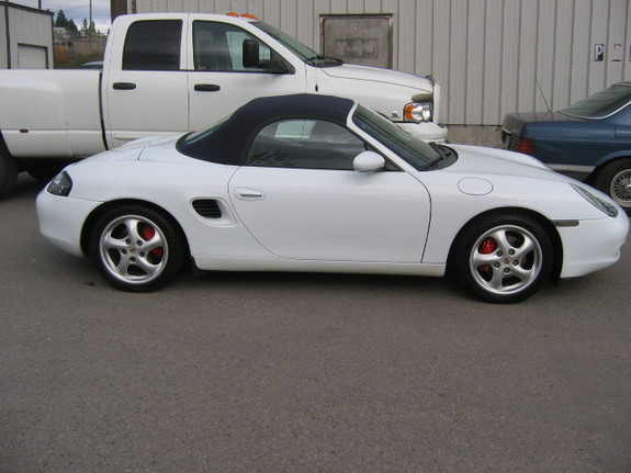 harp85 39 s 2000 porsche boxster in surrey bc. Black Bedroom Furniture Sets. Home Design Ideas