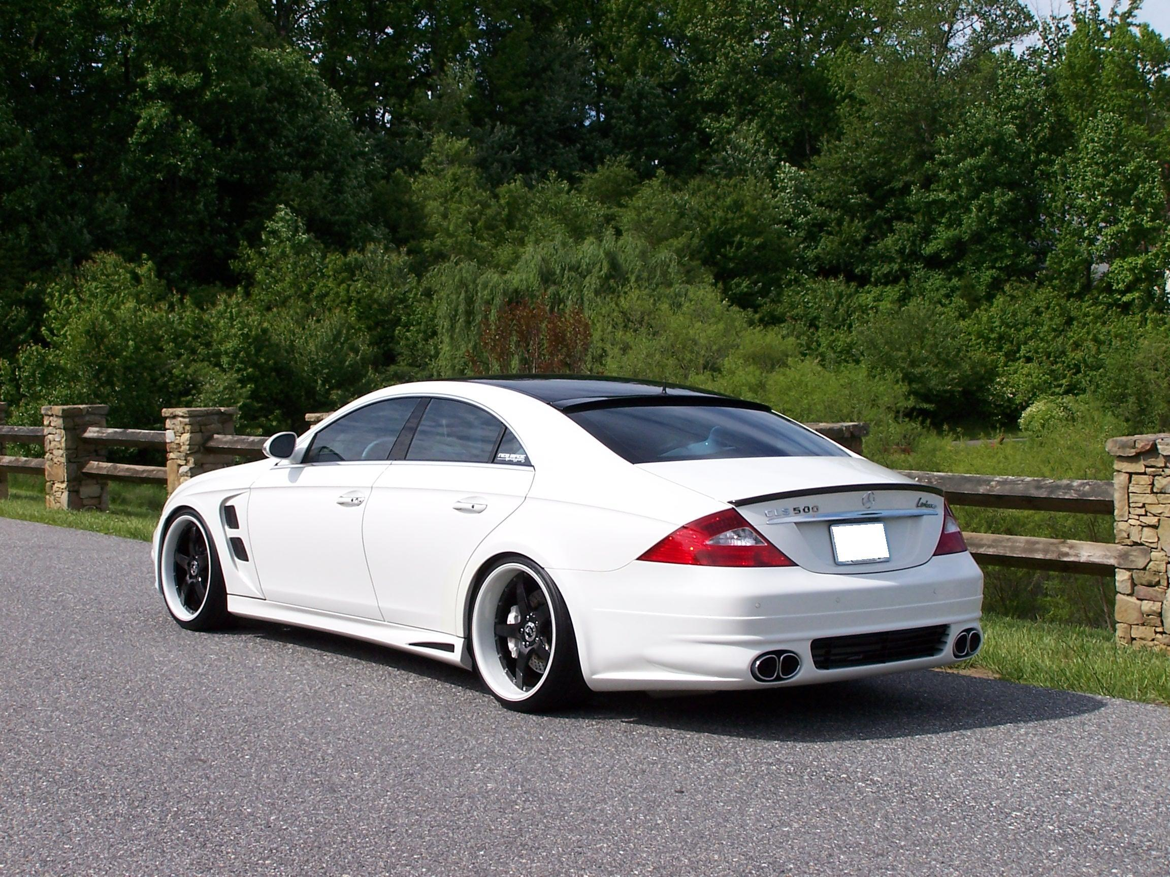 Another khelawanb 2006 mercedes benz cls class post for Mercedes benz cls 2006
