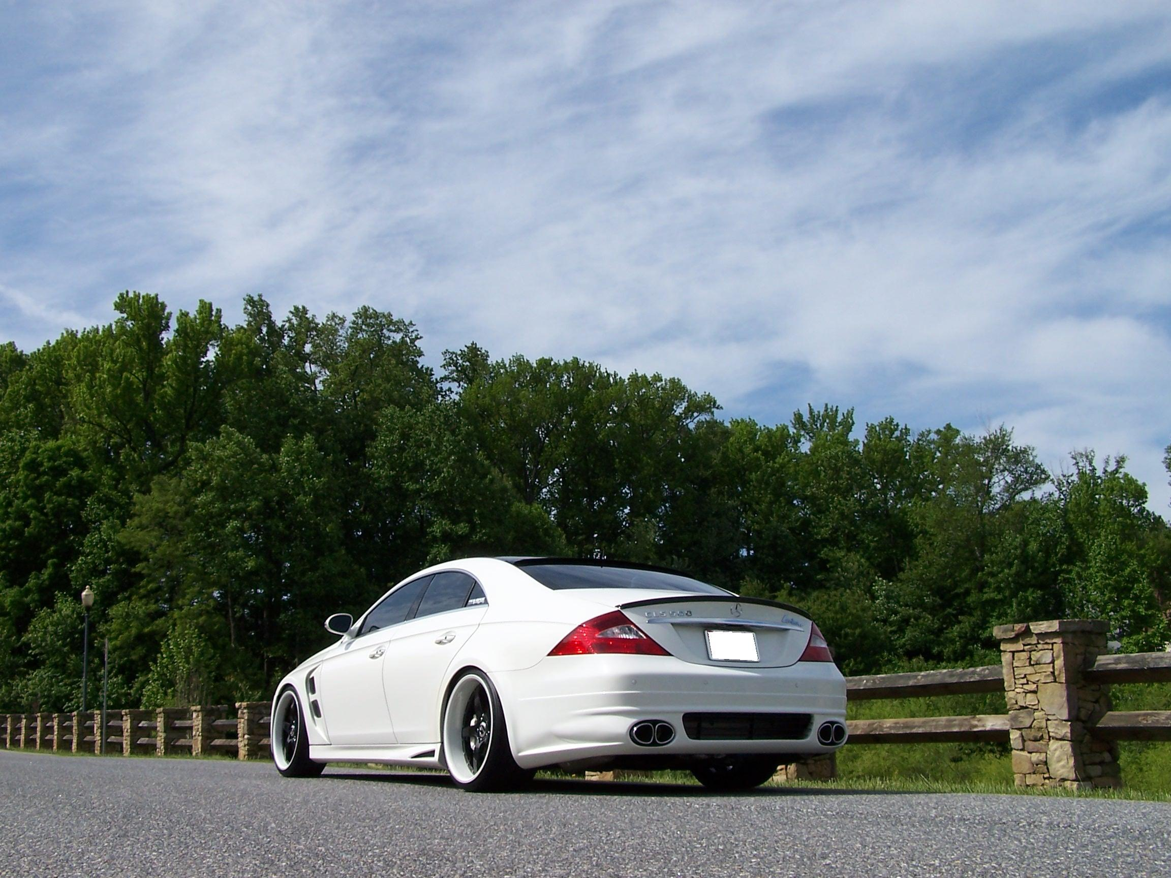 Another khelawanb 2006 Mercedes-Benz CLS-Class post... - 7534140