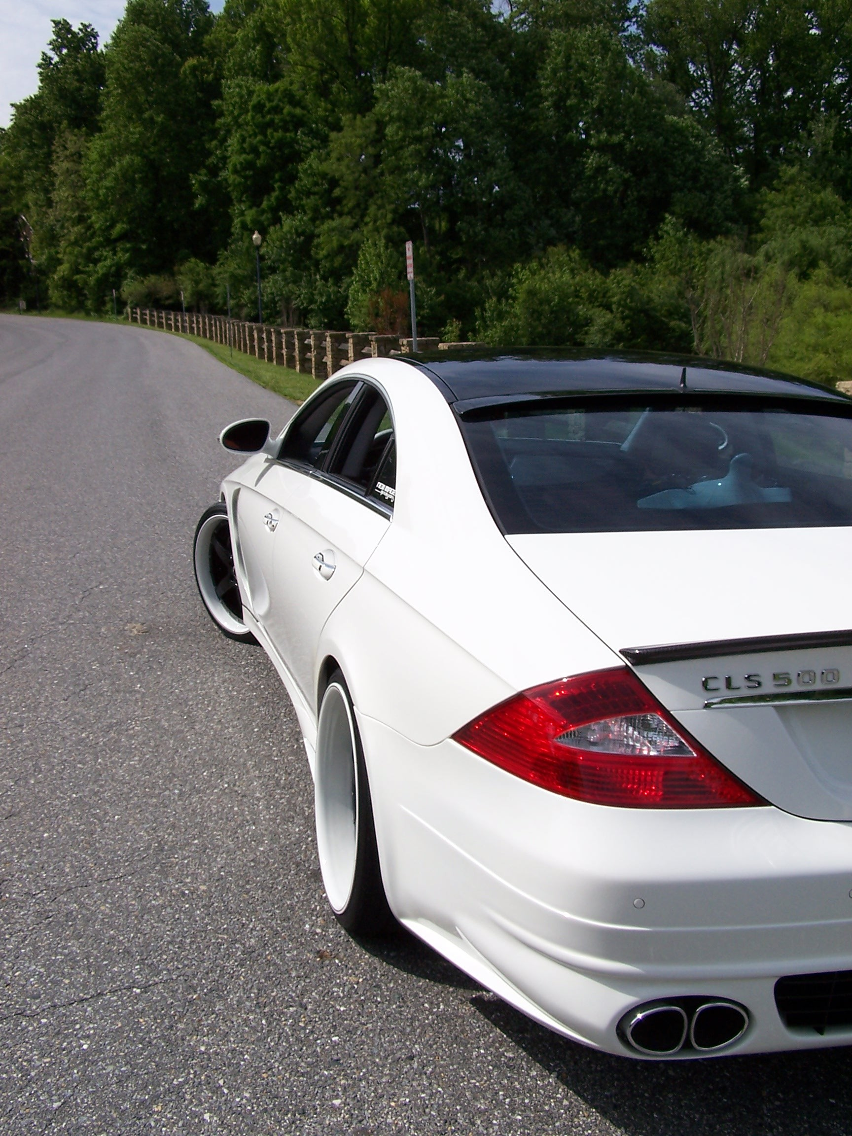 Another khelawanb 2006 Mercedes-Benz CLS-Class post... - 7534143