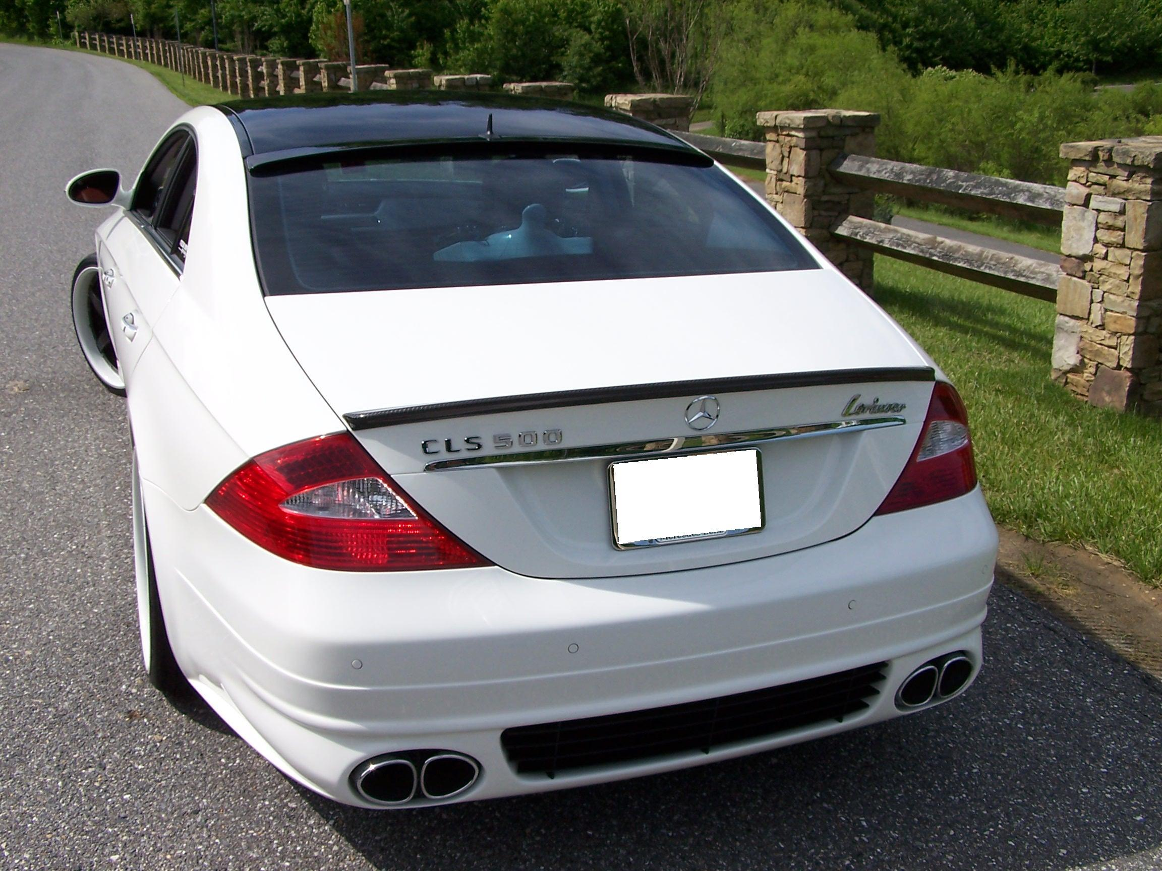 Another khelawanb 2006 Mercedes-Benz CLS-Class post... - 7534145