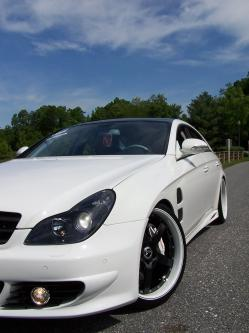khelawanbs 2006 Mercedes-Benz CLS-Class