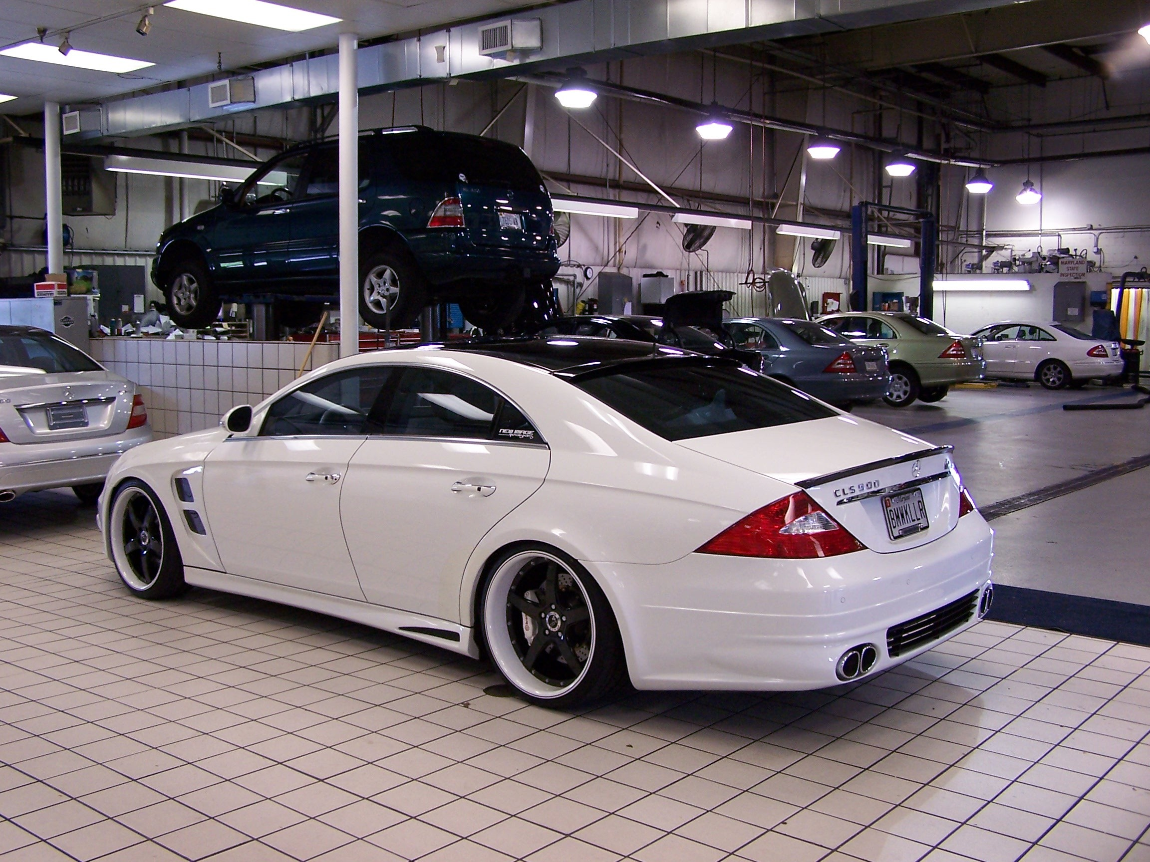 Another khelawanb 2006 Mercedes-Benz CLS-Class post... - 7534157