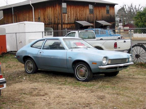 1972 Ford Pinto - American Auto Restoration
