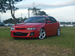 shaunos_commy 2005 Holden Commodore