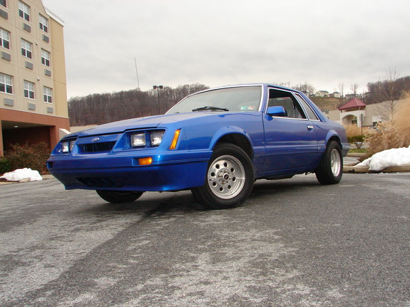 Drake87 S 1986 Ford Mustang In Downingtown Pa