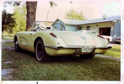 basketcase69 1959 Chevrolet Corvette