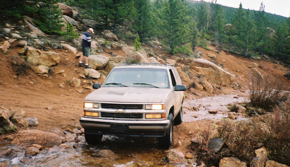 Another RXMAC 1995 Chevrolet Tahoe post... - 7540210