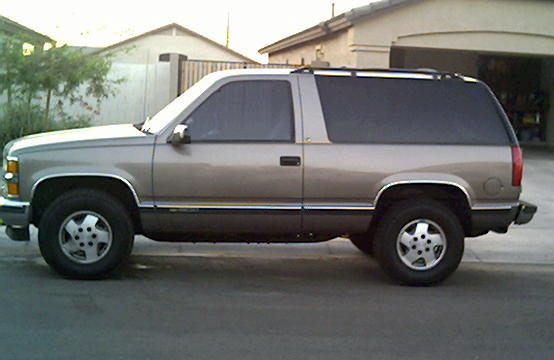 Another RXMAC 1995 Chevrolet Tahoe post... - 7540211