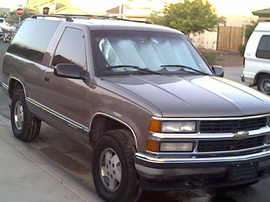 Another RXMAC 1995 Chevrolet Tahoe post... - 7540212