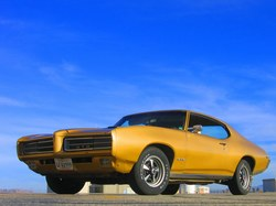 chookos 1969 Pontiac GTO