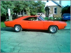 charger_ladys 1969 Dodge Charger