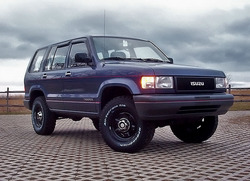 Zillon 1992 Isuzu Trooper