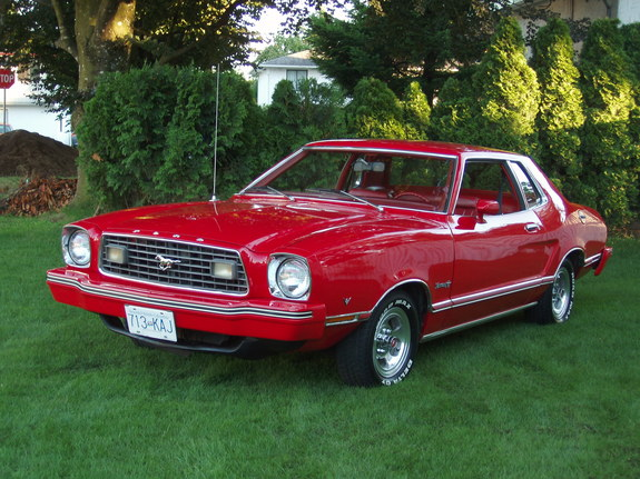 dollyg 1978 Ford Mustang II Specs Photos Modification Info at