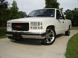 J1Customz 1998 GMC Sierra 1500 Regular Cab
