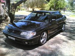 Drivertrainers 1993 Subaru Legacy