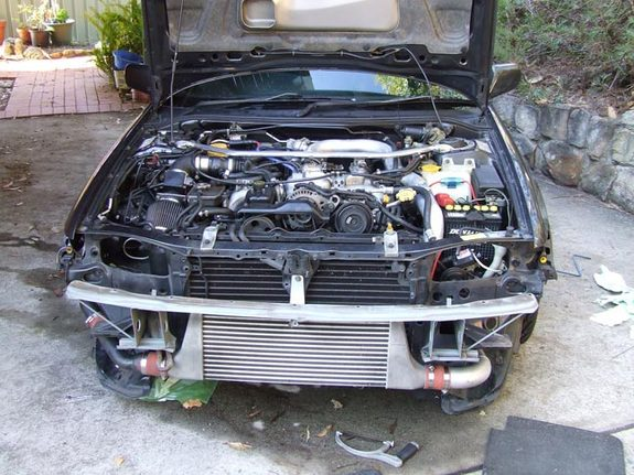Another Drivertrainer 1993 Subaru Legacy post... - 7541679