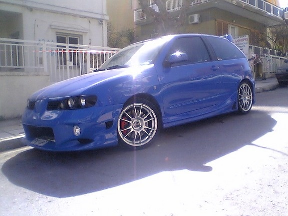 blueit24 2001 Seat Ibiza Specs, Photos, Modification Info ...
