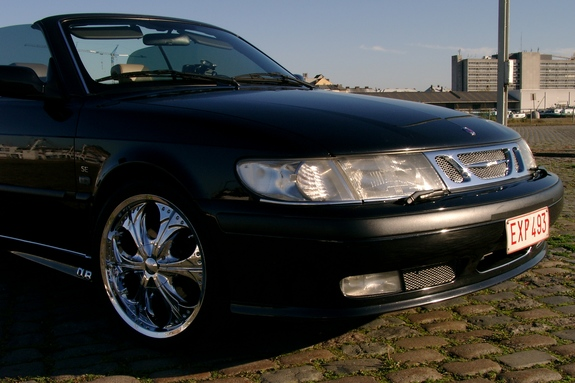 Another PIMPIN18INCHRIMS 2000 Saab 9-3 post... - 7543171