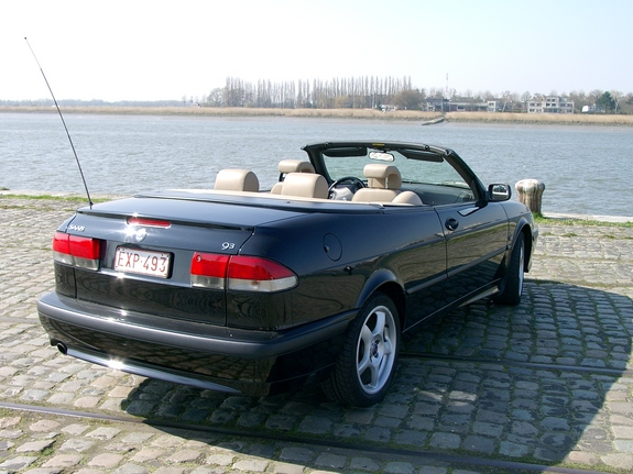 Another PIMPIN18INCHRIMS 2000 Saab 9-3 post... - 7543181