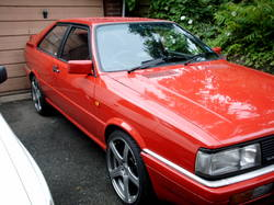 bluefesters 1986 Audi Coupe