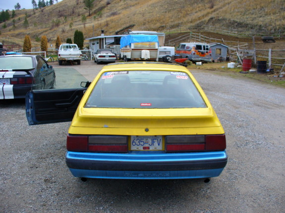 Another DionJay 1984 Ford Mustang post... - 7543982