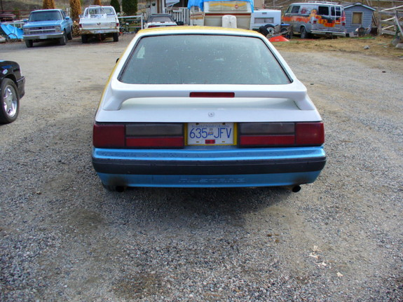 Another DionJay 1984 Ford Mustang post... - 7543991