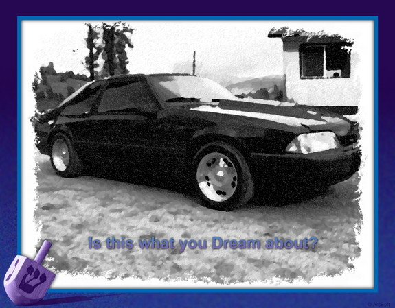 DionJay 1984 Ford Mustang