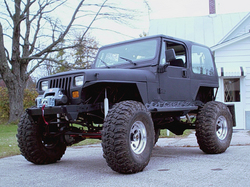 sleddy5s 1992 Jeep Wrangler