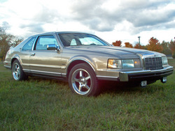Foxhole 1991 Lincoln Mark VII