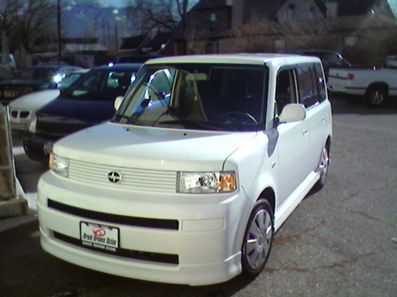 lucky110's 2006 Scion xB