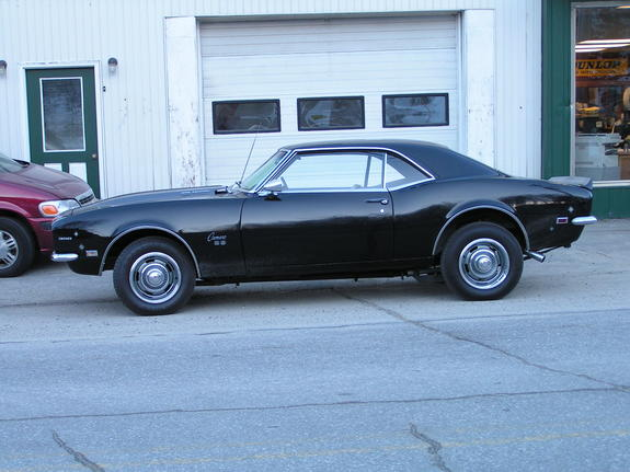 Another Aprillee 1968 Chevrolet Camaro post... - 7546288