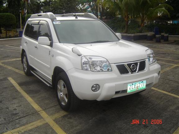 japespeed 2006 nissan x trail specs photos modification info at cardomain. Black Bedroom Furniture Sets. Home Design Ideas