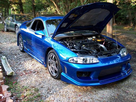 Another SCOOT3R 1995 Mitsubishi Eclipse post... - 7545926