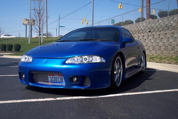 Another SCOOT3R 1995 Mitsubishi Eclipse post... - 7545941