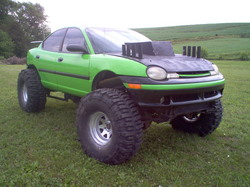 MonsterNeons 1997 Dodge Neon