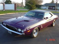 dustiny88 1973 Dodge Challenger