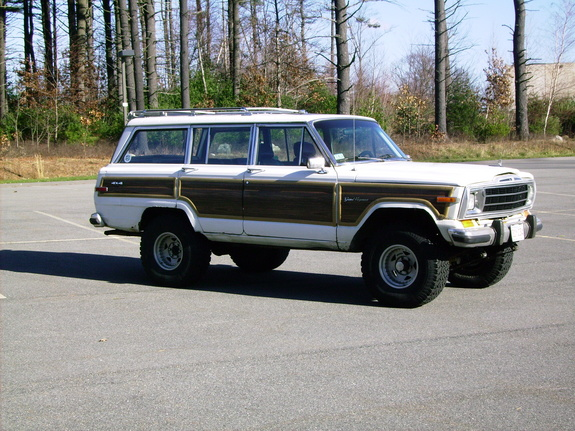 mourningwoody 1990 jeep grand wagoneer specs photos. Black Bedroom Furniture Sets. Home Design Ideas