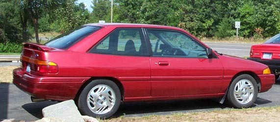 jeffescortlx's 1996 Ford Escort