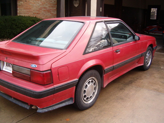 Another HardLuck50s 1989 Ford Mustang post... - 7556355