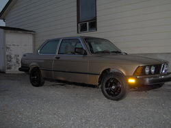 justbimmins 1982 BMW 3 Series